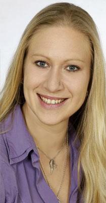 Rechtsanwaltsfachengestellte Andrea Würf