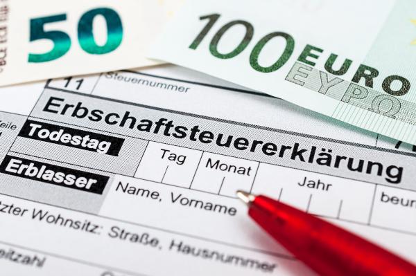 Kanzlei Mauss: Erbschaftssteuererklärung